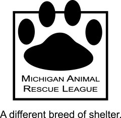 Michigan Animal Rescue League logo